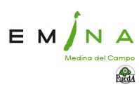 Logo botella Emina Rueda Medina del Campo