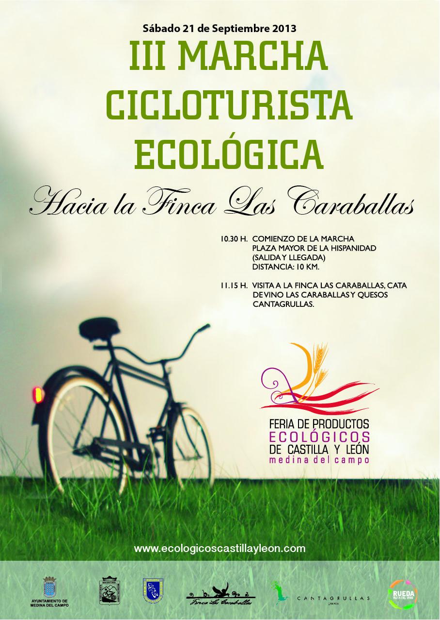 cartel marcha cicloturista2013