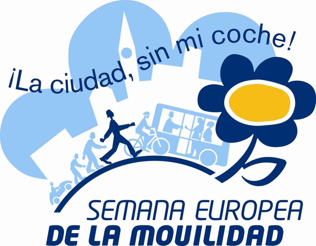 logo semana europea movilidad