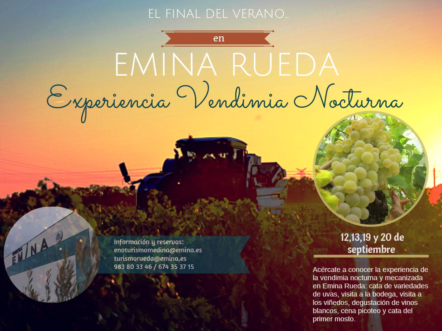 EMINA Vendimia 2014
