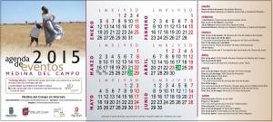 Agenda Eventos ene-jun 2015 Medina del Campo