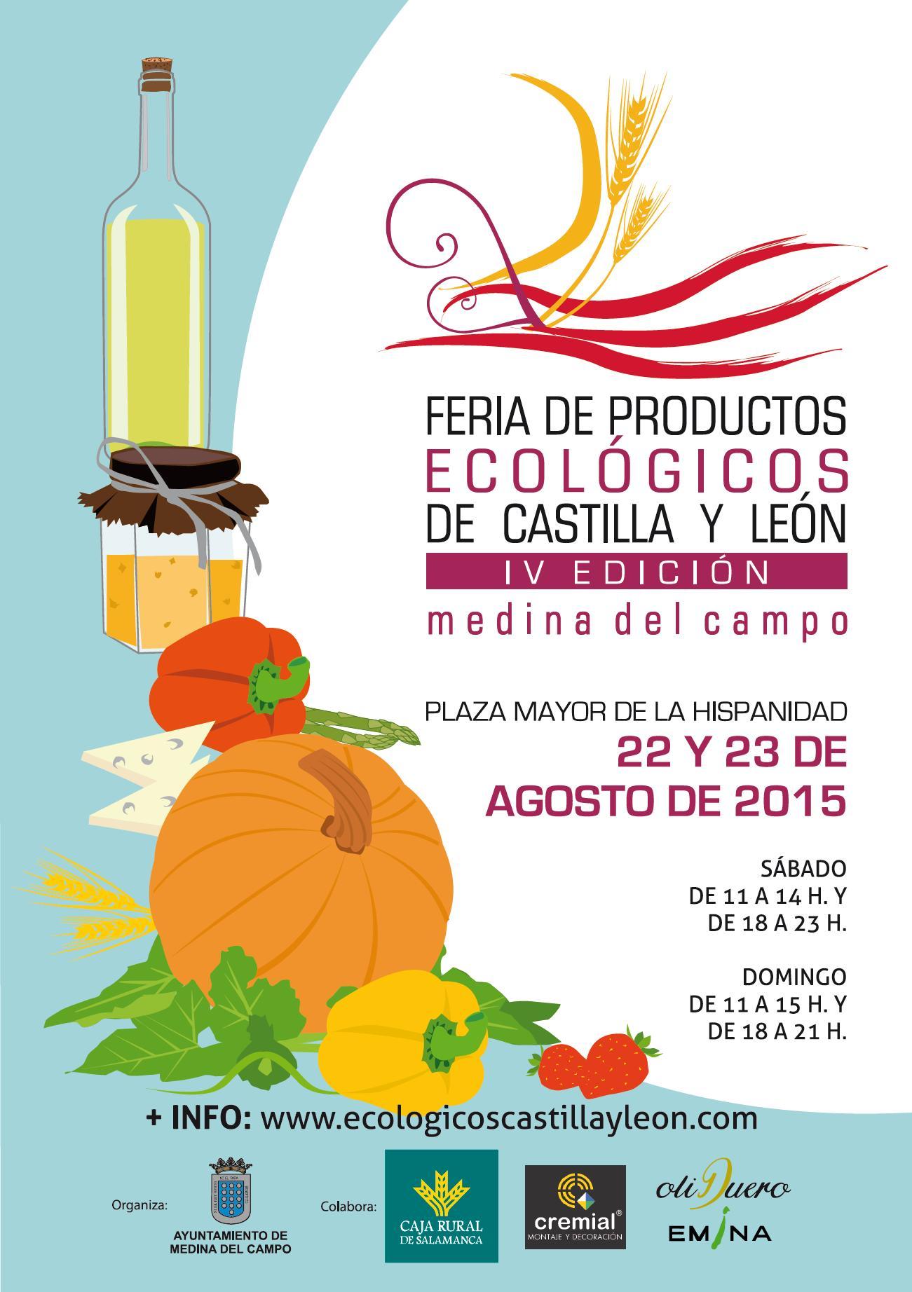 Cartel Feria Ecológica 2015 definitivo
