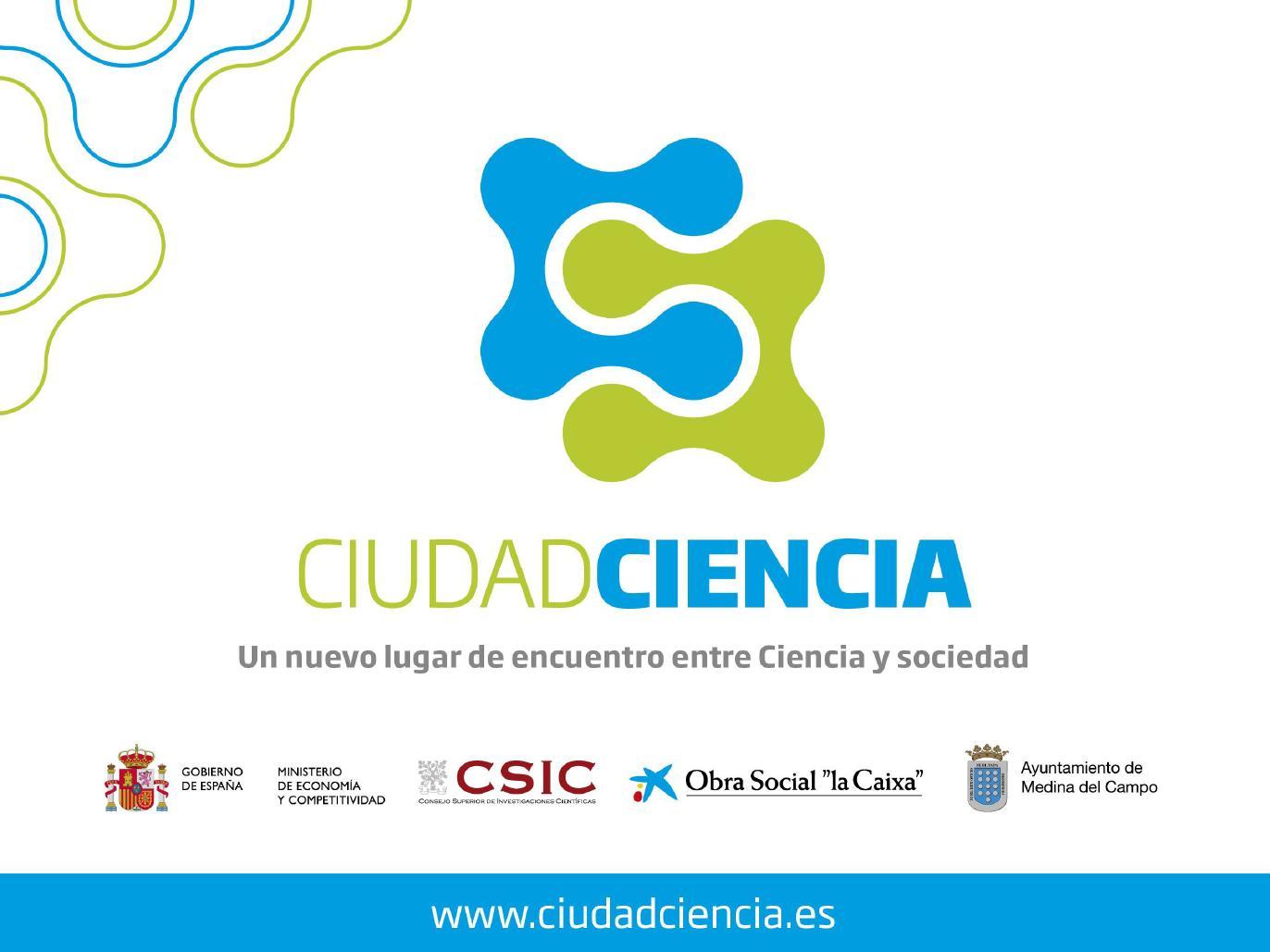 Logo Ciudad Ciencia
