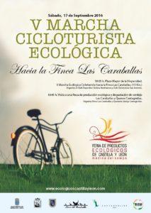 V Marcha Cicloturista Ecológica