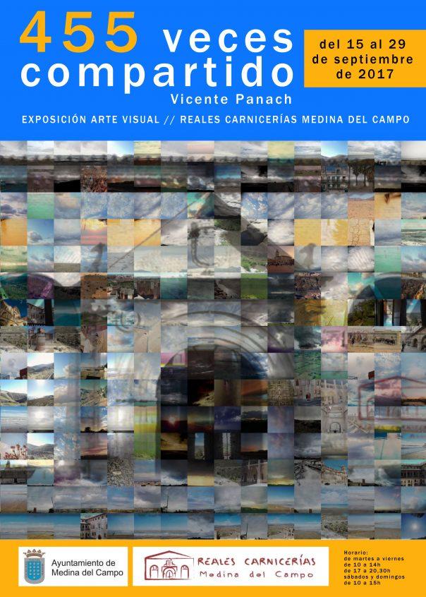 cartel Expo Vicente Panach